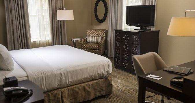 The Skirvin Hilton Oklahoma City Hotel, OK - King Bed | OK 73102