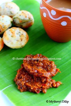 Vara Milagai Chutney - Red Chilli Chutney - Chettinad Chutney - Chettinad Recipes
