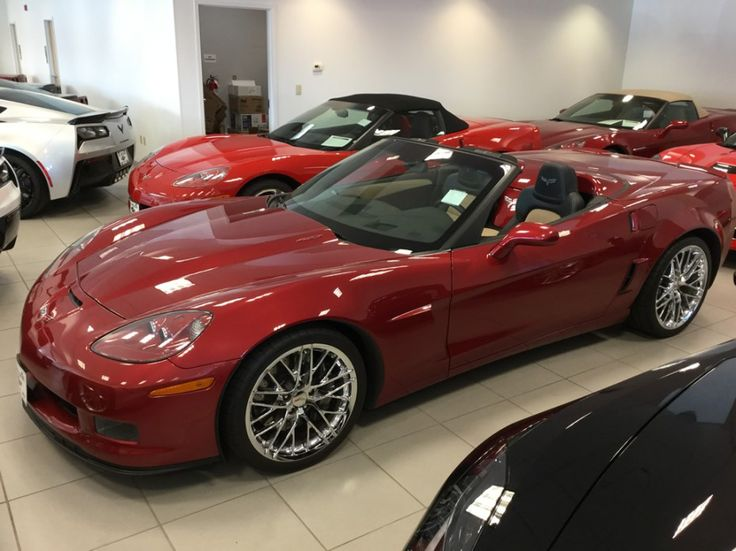 Where can you view a list of Corvettes that Kerbeck has for sale?