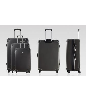 Ultralight Hardshell Luggage Set for £109.99 With Free Delivery (77% Off) - Earn 8% when you shop or share on haveyouseen.com!