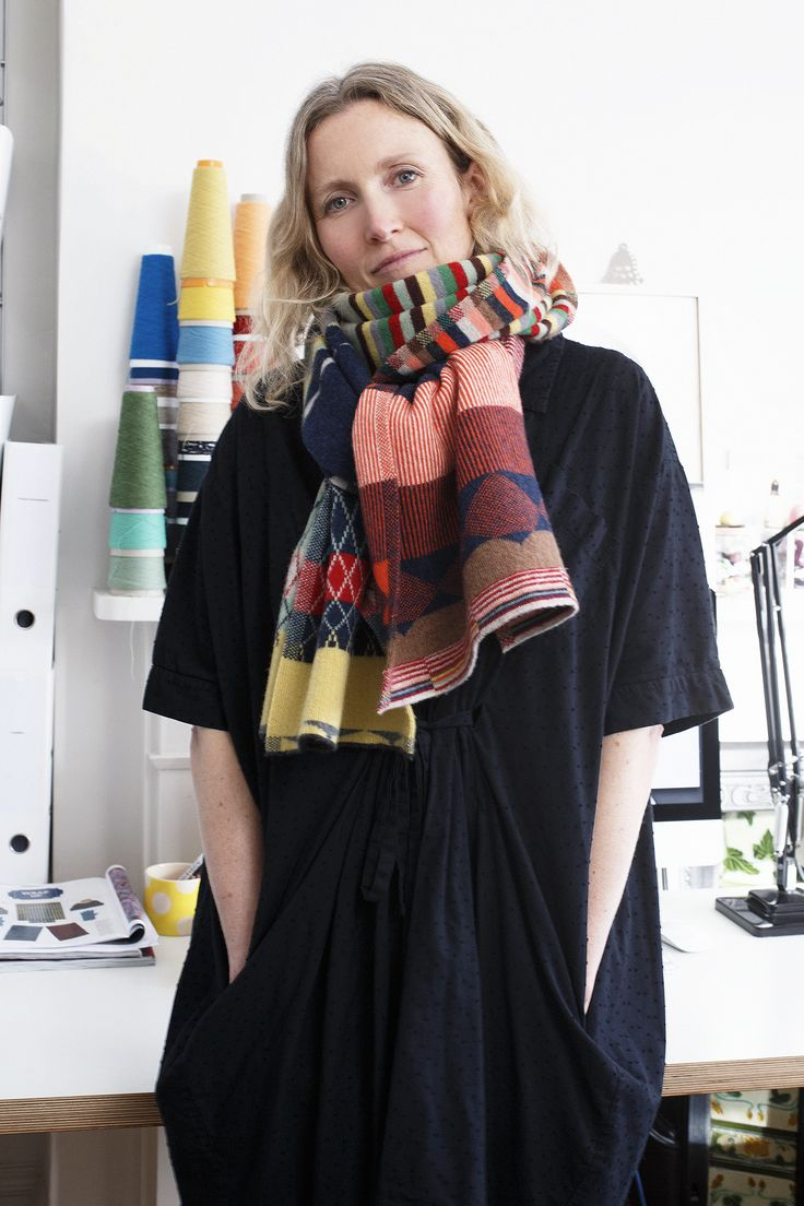 Inspirational women: knitwear designer Jo Gordon - That's Not My Age