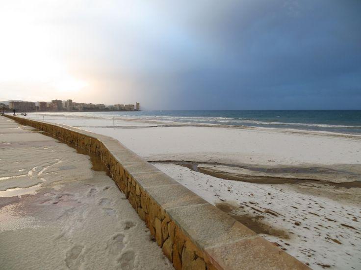 tiempo en alicante playa de san juan