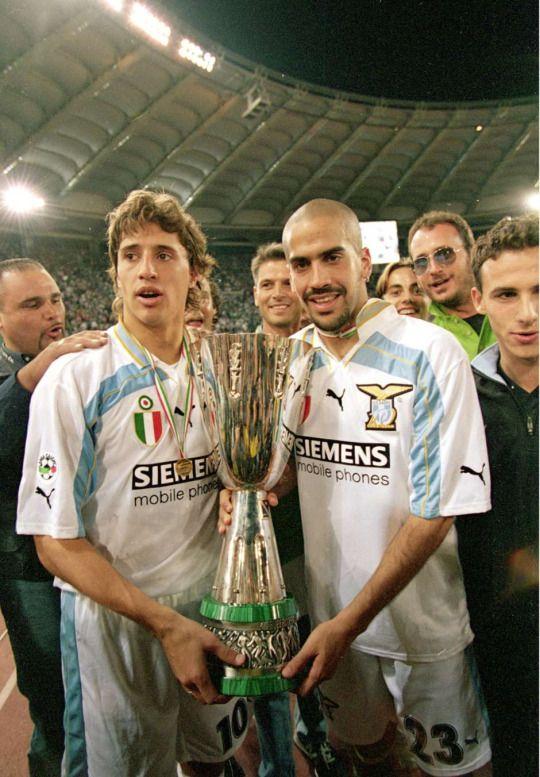 Crespo & Veron, SS Lazio