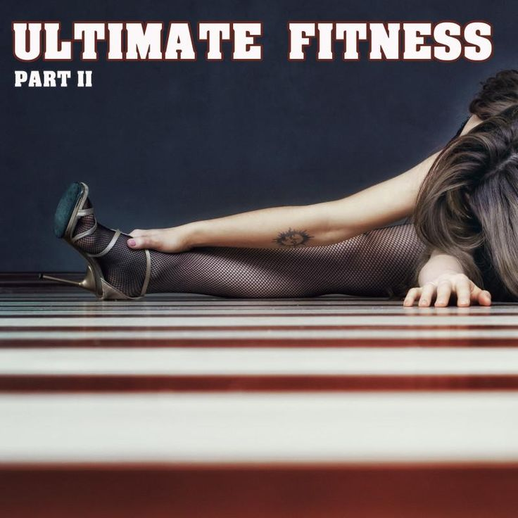 """Check out my new album """"Ultimate Fitness, Pt. 2"""" distributed by DistroKid and live on Spotify!"""