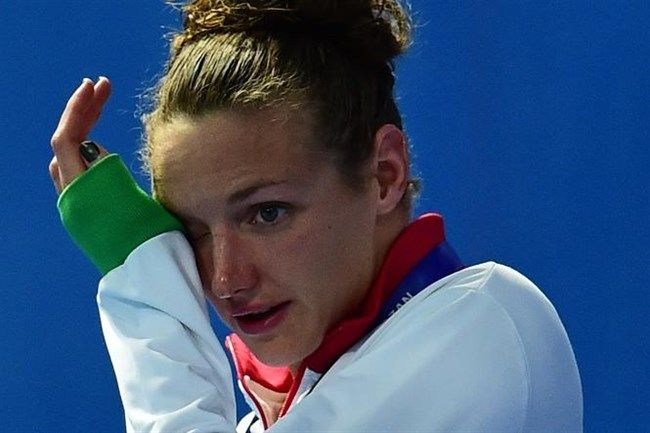 Szívhez szóló üzenetet kapott Egerszegitől Hosszú Katinka - Sport24