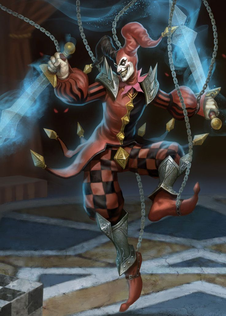 Anime dark jester leagueoflegends wallpaper 12 wicked - Circus joker wallpaper ...