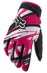 pink dirt bike riding gear