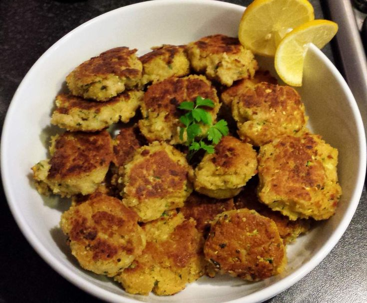 Ricetta Polpette di ceci e zucchine (vegetariane) - Bimby
