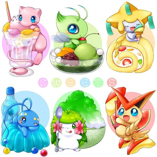 Kawaii pok mon 796752 zerochan super cute things for Pokemon cuisine