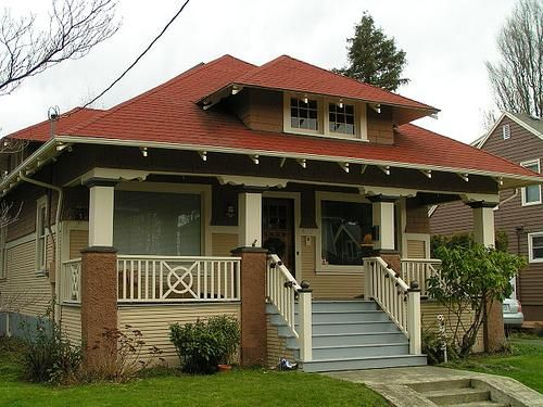 17 best images about housing around on pinterest for Bungalow kit