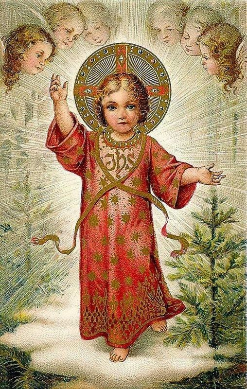 Niño+Jesus+con+angelitos.jpg (508×800)