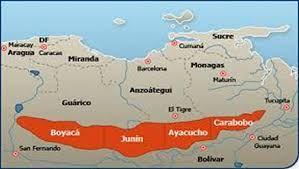 Faja Petrolífera del Orinoco y la Explotación Minera: Nuevo Reto para Guayana