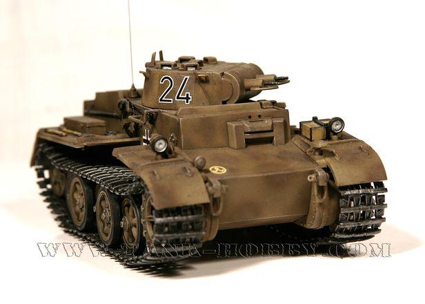 VK 1801 (PzKpfw I Ausf F) - Infantry tank (experimental)