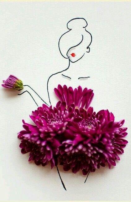Figurini fiori