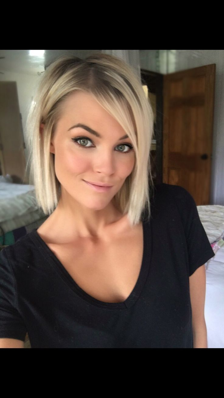 Hair Color Trends 2017 2018 Highlights Short Blonde