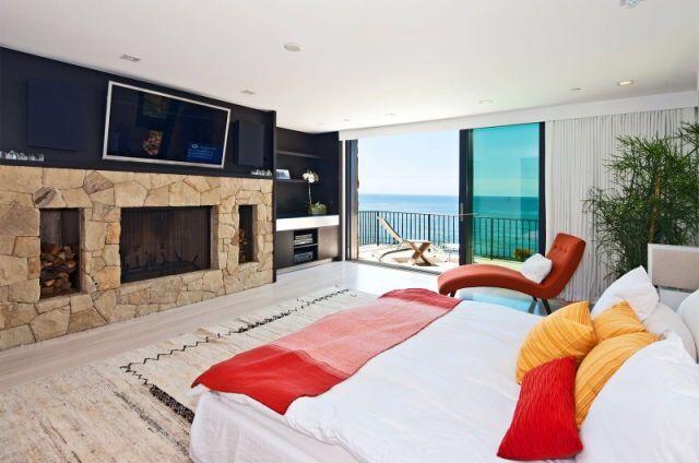 multi million dollar italian style house on malibu beach caandesign - Multi Castle Interior