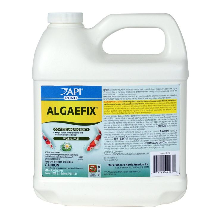 Pond Care Algaefix 64 oz