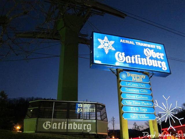 Downtown Gatlinburg Tennessee | Gatlinburg Tennessee New Years 2013