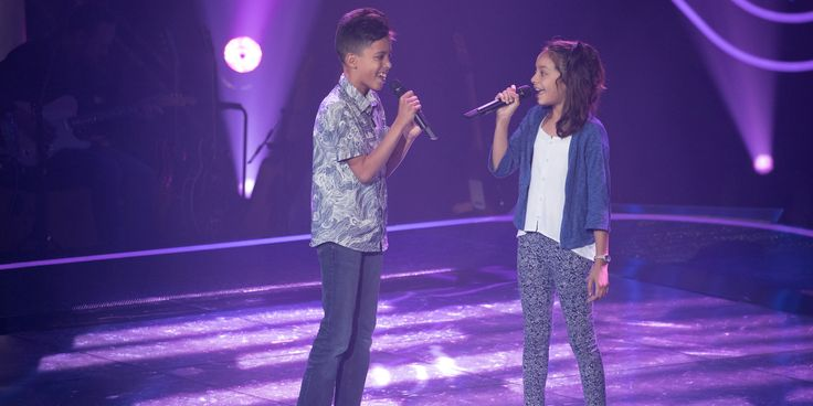 Notre premier bulletin de La voix junior (PHOTOS) - Le Huffington Post Quebec