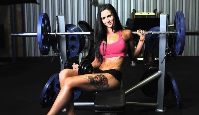En ünlü 10 bayan fitness modeli