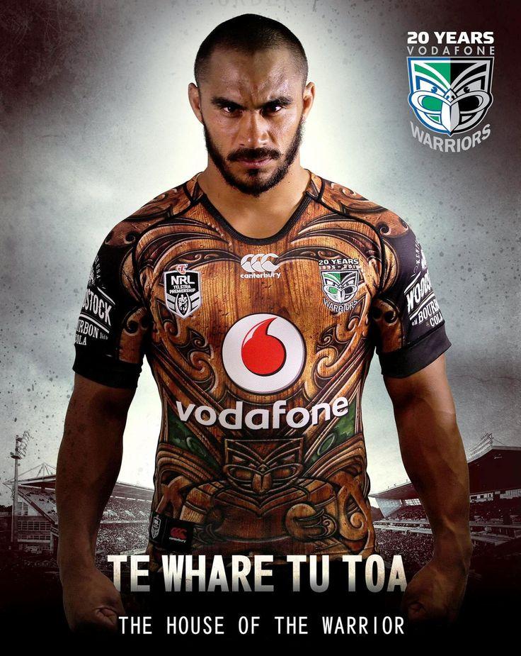Te Whare Tu Toa - The House Of The Warrior
