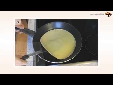Crepes Grundrezept - Einfach und Schnell zur perfekten Crêpe