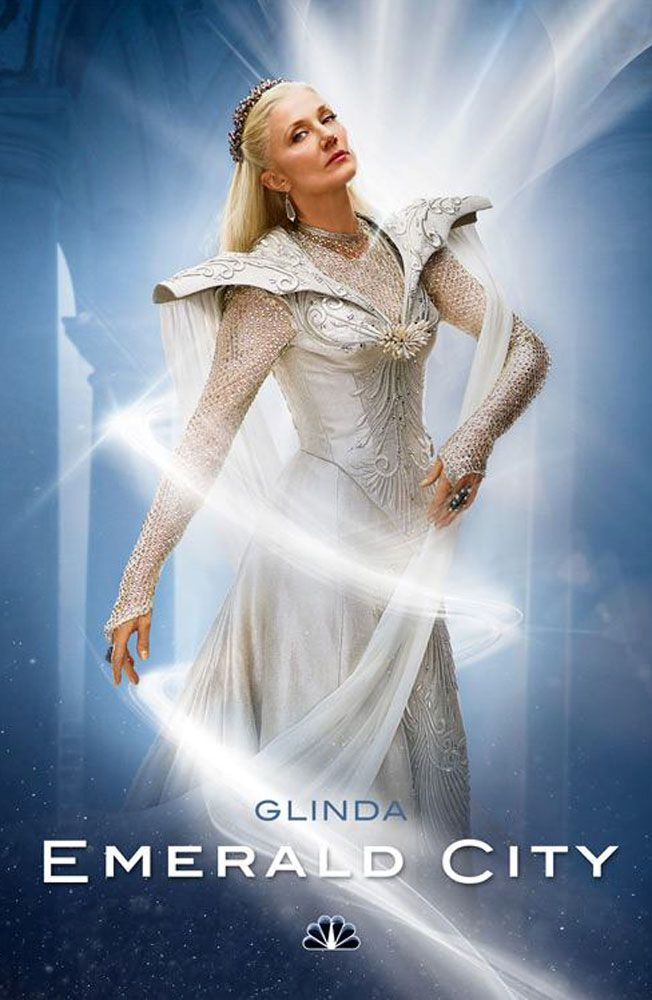 "Emerald City S1 Joely Richardson as ""Glinda """