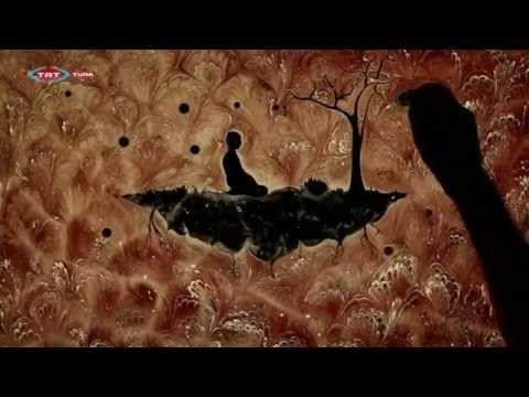 itikaf Ebru Sanatı - YouTube