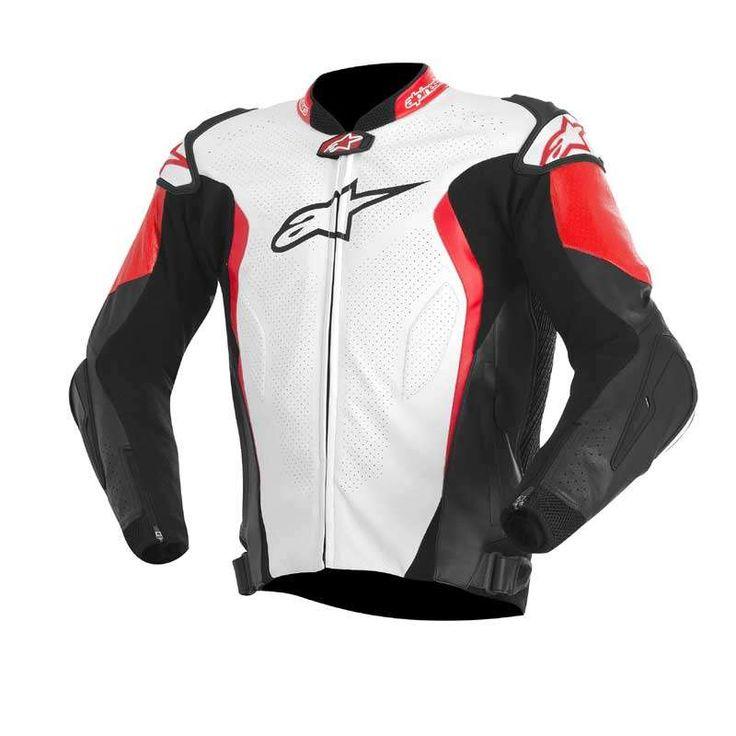 #Blouson #moto #cuir #Alpinestars #GP #TECH #2014 #Leather #Jacket