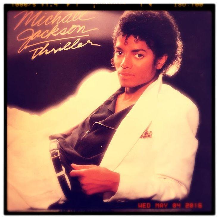 Michael Jackson - Thriller - 1982 About the artwork: Typography by Mac James (which is also responsible for Crosby, Stills & Nash – Daylight Again logo and design of Bonnie Raitt – Green Light / Inner Sleeve Drawings by Michael Jackson / Photography by Dick Zimmerman #ontheturntable #nowspinning #vinyljunkie #vinylporn #vinyllover #ilovevinyl #lpoftheday #lpoftheevening #ilovevinyls #vinyl #vinyls #vinylcollection #vinylcollector #vinylcollectionpost #33t #lp #ilvovelps #spinningrecords…