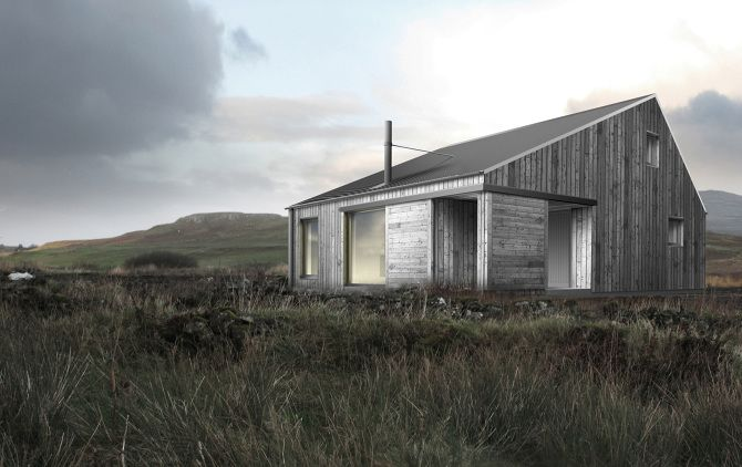 Our Island Home - Rural Design Architects - Isle of Skye and the Highlands and Islands of Scotland