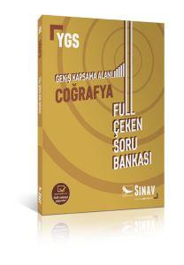 Sınav Yayınları YGS Coğrafya Full Çeken Soru Bankası