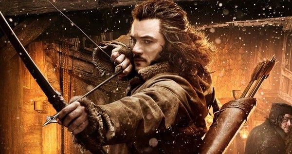 Luke Evans Talks Bard The Bowman in 'The Hobbit: The Desolation of ...