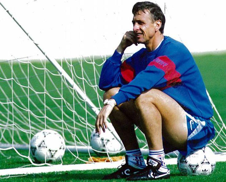 The beautiful game through Cruyff's quips | MARCA English