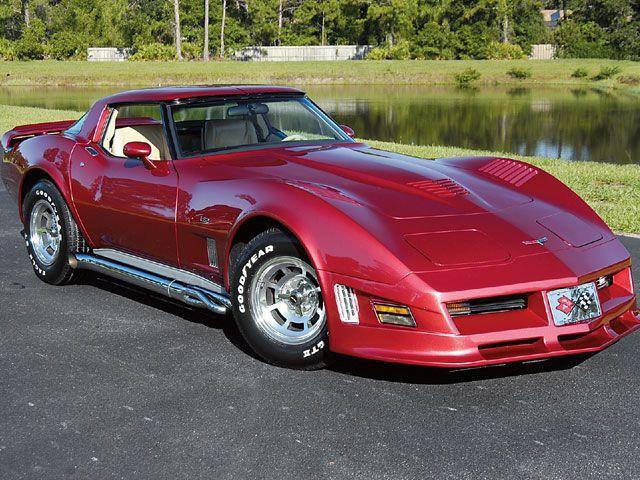 80 Corvette custom modified