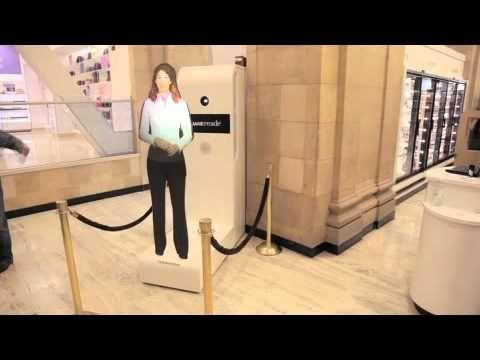 Tensator Virtual Assistant Launch at Duane Reade Flag Ship Store