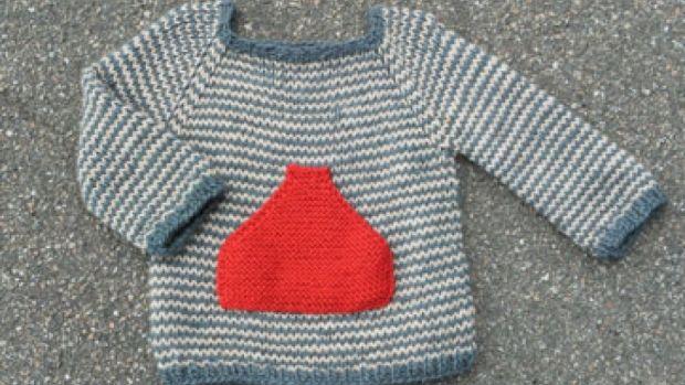 Strik Sigurds trøje | Femina