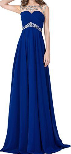 Babyonlinedress Floor-Length Crystal Chiffon Royal Blue Evening Party Prom Dress, http://www.amazon.com/dp/B00S16W2IS/ref=cm_sw_r_pi_awdm_n2xlwb177FDH5