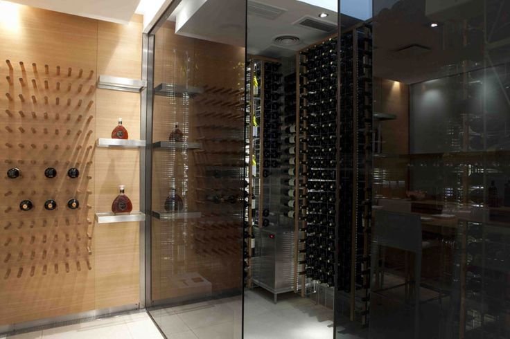 Cavas con diseño para el hogar: Wine Cellar, Cellar Ideas, Cava Para, With Design, Interiors Design, Diseño Decoración Living, Cava Con, Industrial Design, Design