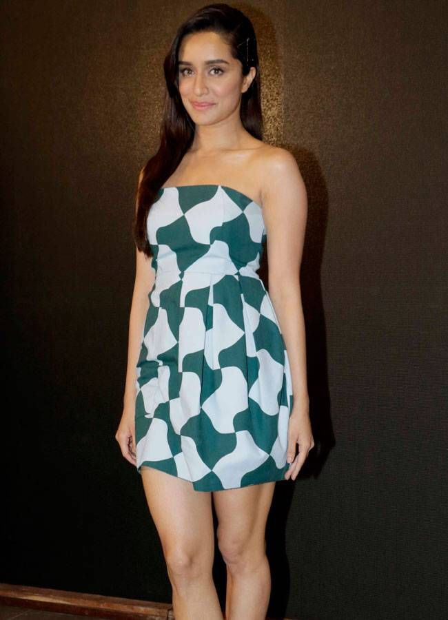 Shraddha Kapoor at #Baaghi song launch. #Bollywood #Fashion #Style #Beauty #Hot