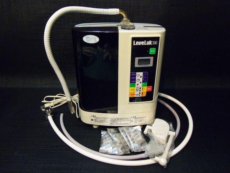 Toyo Leveluk DX TYH-91N Alkaline Water Ionizer Machine +accessories LOOK!