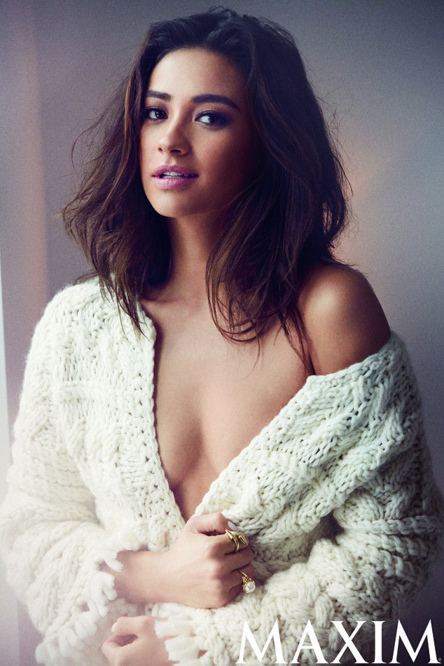 Shay Mitchell Says She Completely Embraces Kissing Women on TV ...