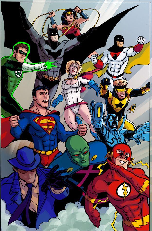 LEGO DC Super Villains Coloring page | Justice League Dark ... | 950x625