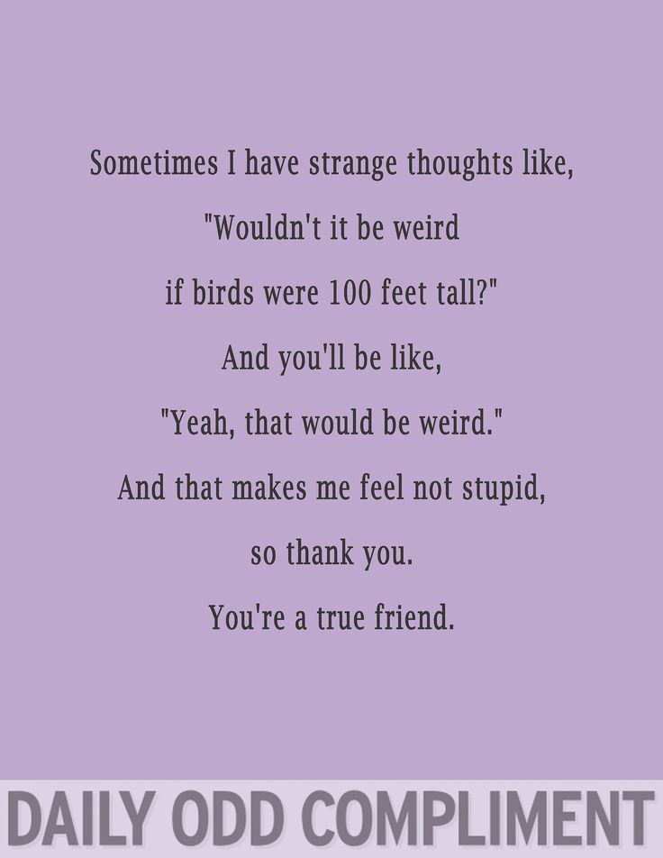 This made me think of you and Emily for some reason ....