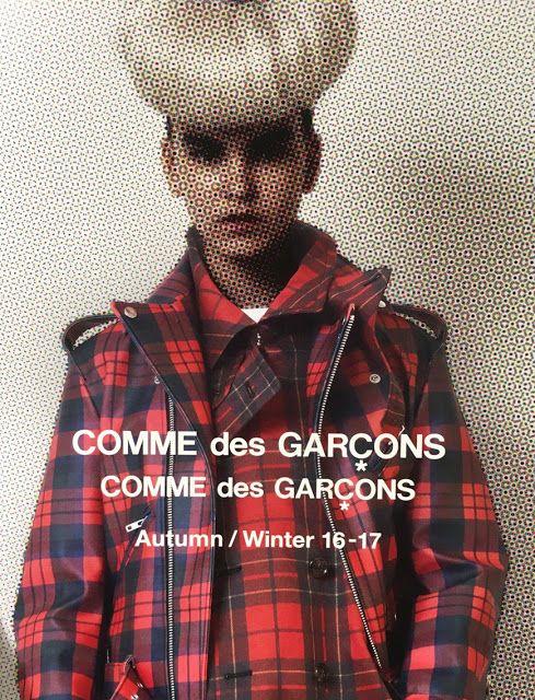 COMME des GARÇONS COMME des GARÇONS A/W 2016