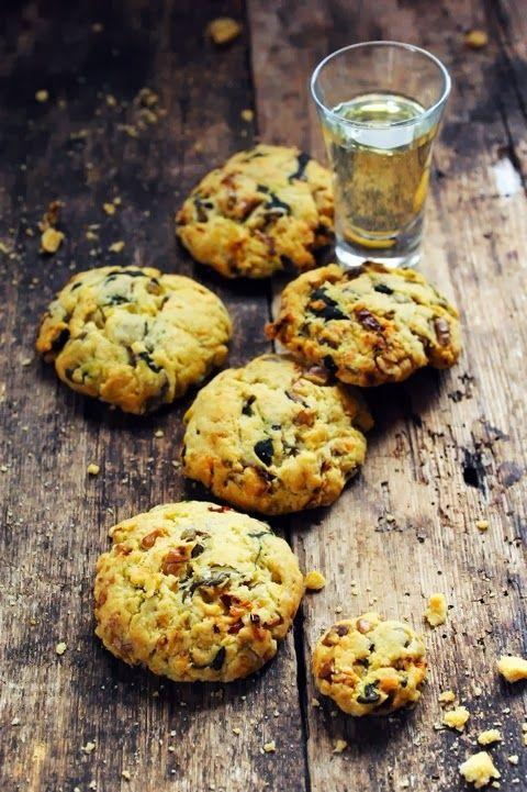 cookies aux légumes