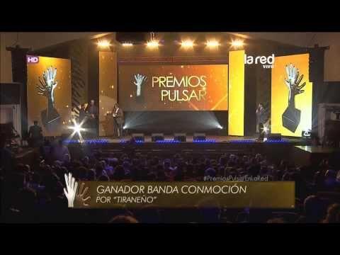 """Premios Pulsar 2015: Mejor Artista Música de Raíz es la """"Banda Conmoción"""" - YouTube"""