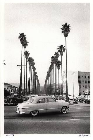 Classic California - Robert Frank