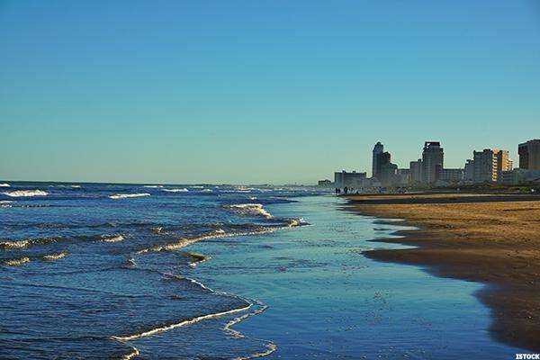 South Padre Island  South Padre, Texas Don't worry, South Padre Island isn't just for college coeds. Considered one of the world's most beautiful barrier islands, South Padre Island offers fishing, dolphin watching, sandcastle lessons, and watersports. The island also has spas, over 50 restaurants, and even an entire water park.