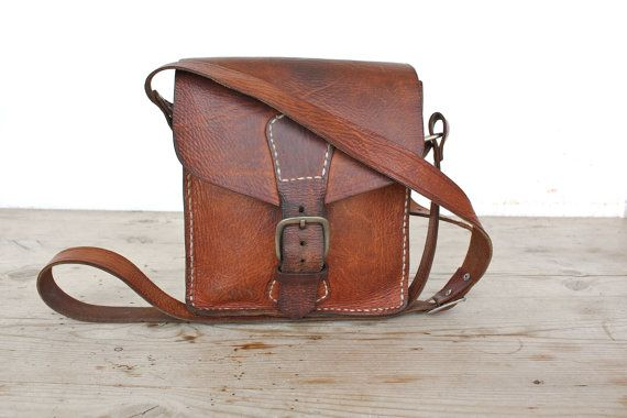 Sac à bandoulière en cuir marron, sac de messager, fabriqués à la main sac besace, sac à bandoulière 70